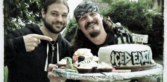 ICED EARTH working on new songs