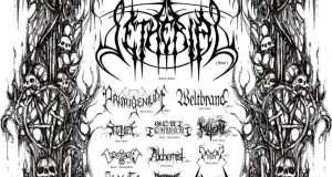 SATANIZE closes Extreme Metal Attack bill