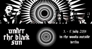 Under the Black Sun publish complete running order