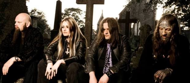 "ELECTRIC WIZARD unveil new video ""SadioWitch"""