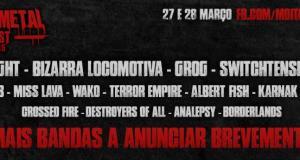 Moita Metal Fest 2015 – Band announcements