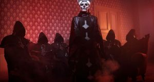 "GHOST reveal music video for ""Cirice"""