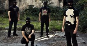 Dragged Into Sunlight posts video of the collaboration with Gnaw Their Tongues