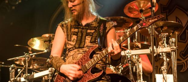 Report: Ensiferum + Cruz de Ferro @ Paradise Garage