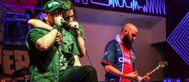 Report: Mosher Fest 2015