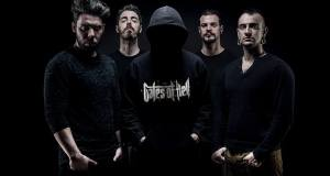 """GATES OF HELL release lyric video for """"My Path"""""""