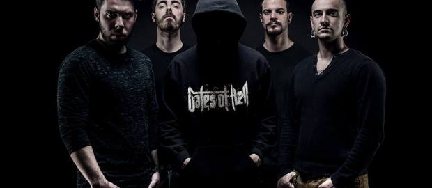 "GATES OF HELL release lyric video for ""My Path"""