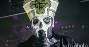 Report: Ghost + Dead Soul @ Hard Club