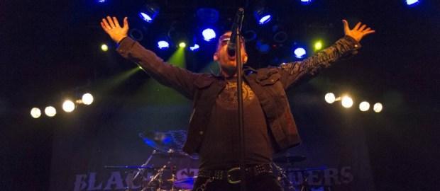 Report: BLACK STAR RIDERS @ Paradise Garage