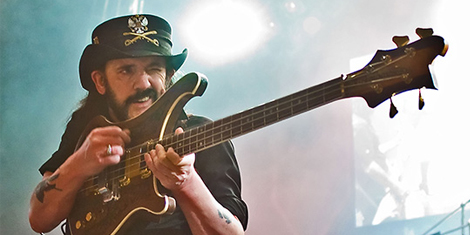 Lemmy Kilmister of Motorhead DEAD at 70