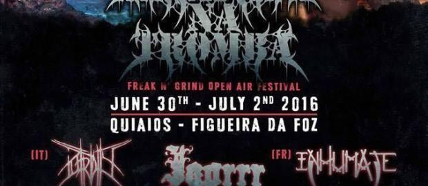 XXXAPADA NA TROMBA reveals the summer edition bands