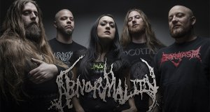 """ABNORMALITY premieres new track """"Cymatic Hallucinations"""""""