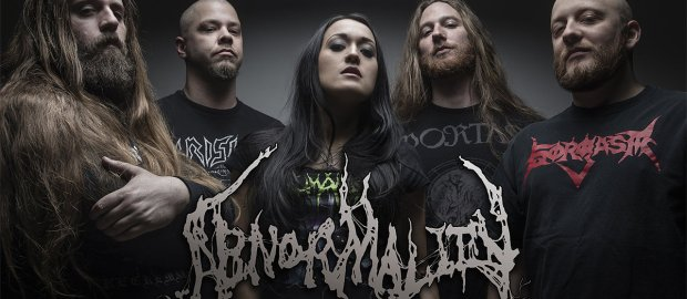 "ABNORMALITY premieres new track ""Cymatic Hallucinations"""