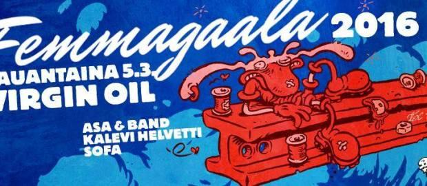 13th Edition of FEMMAGAALA @ Helsinki