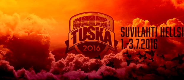 TUSKA OPEN AIR FESTIVAL 2016 announces more bands