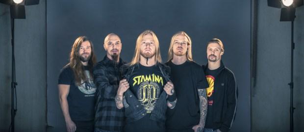 """Stam1na new album""""Elokuutio"""" reaches Gold"""