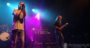 Report: Dark Suns + Fon @ Werk2, Leipzig