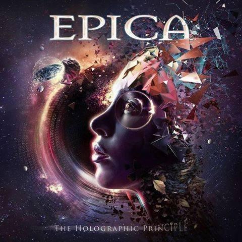 Epica 2016 album cover