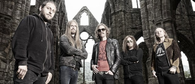 "Opeth premiers new track ""Sorceress"""