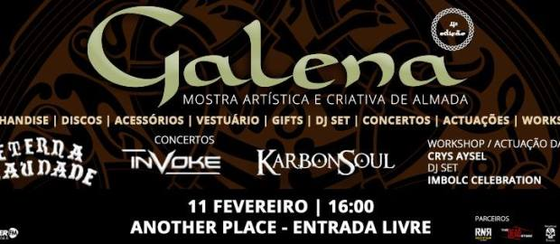 Galena IV- Artistic and Creative Exhibition of Almada