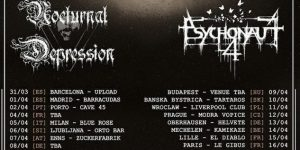 Preview: SMSF Warm-Up: Psychonaut 4 + Nocturnal Depression@ Cave 45