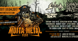 Moita Metal Fest announces final band bill