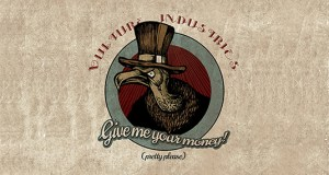 Vulture Industries upcoming album crowdfunding