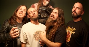 Exhumed enter studio and announce tour dates