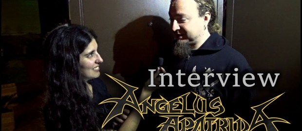 [Video] Angelus Apatrida interview @ Mosher Fest