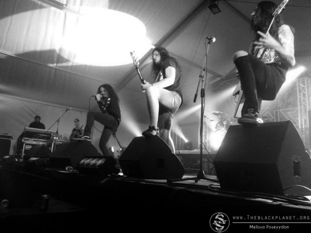 Crisix in Evora Metal Fest