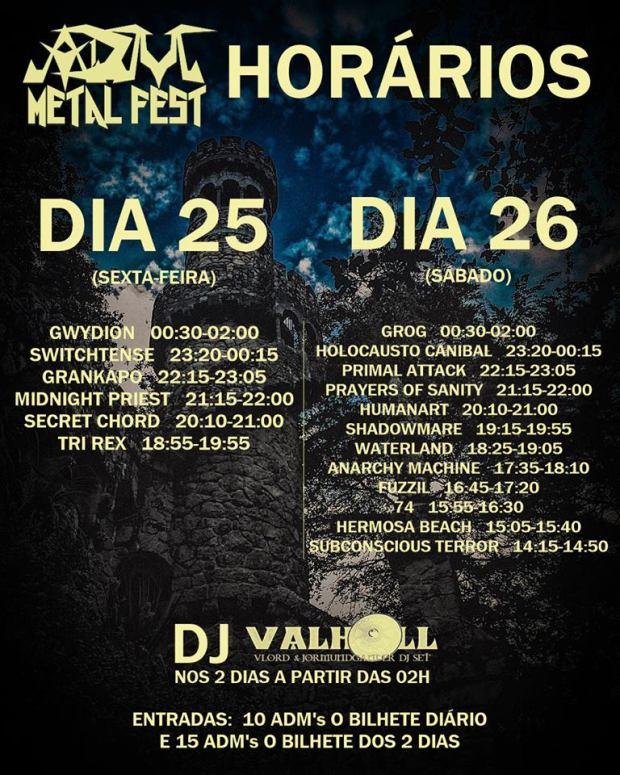ADM Metal Fest