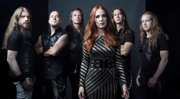 """Epica unveil """"behind the music"""" #1 trailer"""