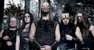 "Ensiferum stream new song ""King of Storms"""