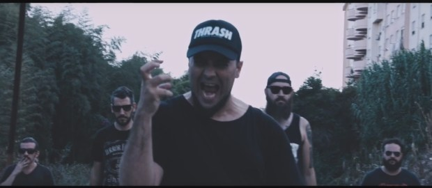 "Terror Empire ""Burn The Flags"" video has premiered"
