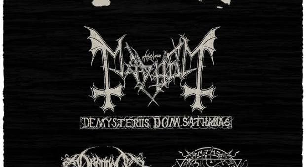 Preview: Mayhem + Dragged Into Sunlight + The Ominous Circle @ Lisboa ao Vivo