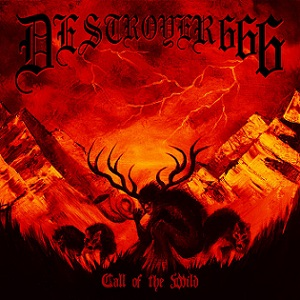 """Deströyer 666 stream new song """"Call of the Wild"""""""