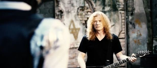 "Megadeth release new video ""Lying In State"""