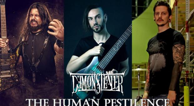"Demonstealer stream new song ""The Human Pestilence"""