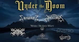 Under The Doom fest confirm Arcturus, Shining, Sinistro, Desire & more