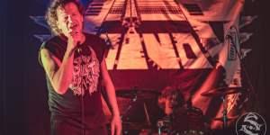 Report: Voivod + Nightrage @ Hard Club