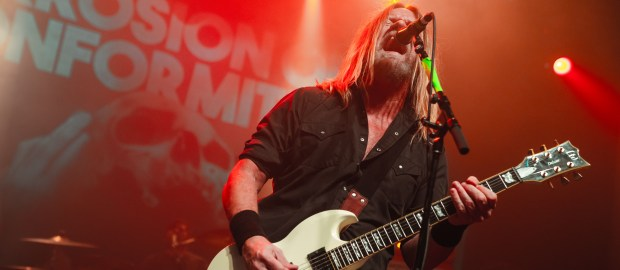 Report: Corrosion Of Conformity + Orange Goblin + more @ O2 Forum Kentish Town, London