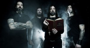 "Rotting Christ unleash ""Heaven and Hell and Fire"" lyric video"