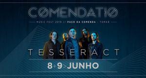 Comendatio Music Fest announce Tesseract as headliner