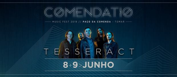 Comendatio Music Fest announce Tesseract as headliner