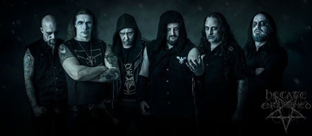 """Hecate Enthroned unveil """"Revelations In Autumn Flame"""" video"""