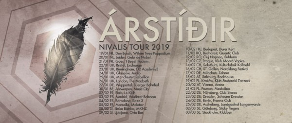 arstidir european tour