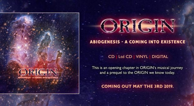 "ORIGIN released single ""Mind Asylum"""