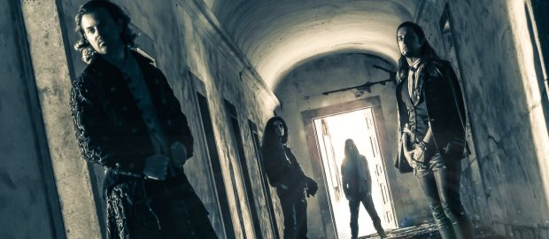 "Dallian premiere debut video ""The Nun From Azrael"""