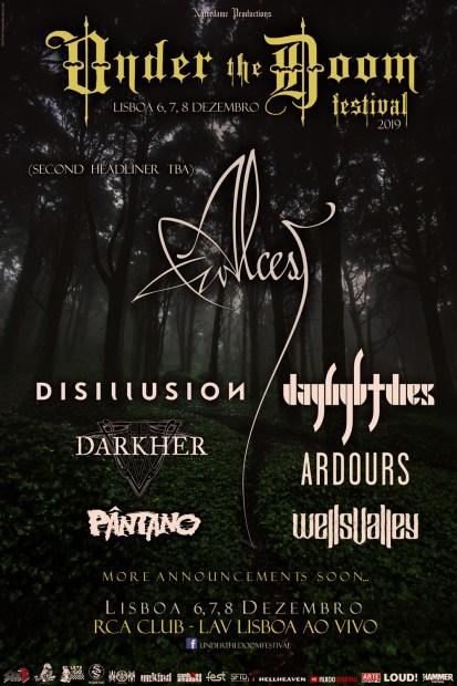 Under The Doom fest announces Alcest, Daylight Dies & more