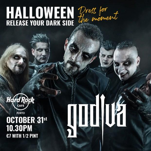 Godiva announce special Halloween show